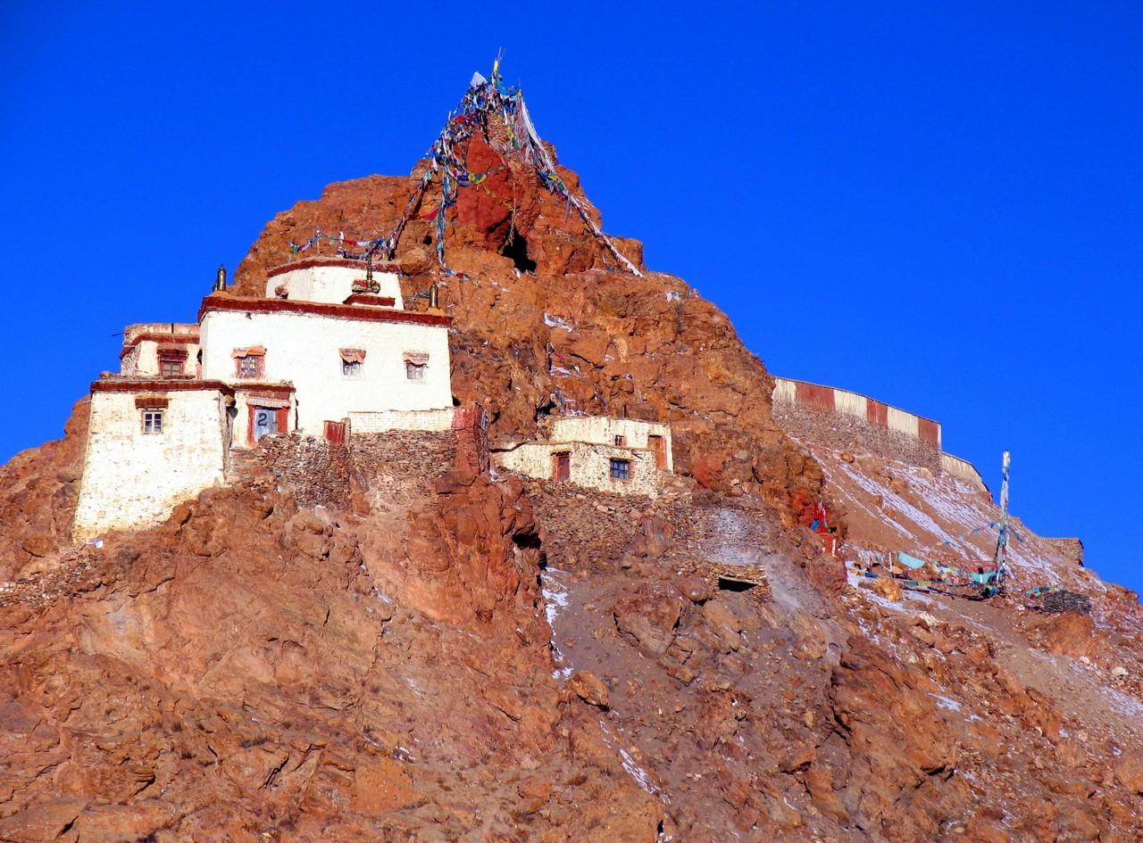 Монастырь. Тибет