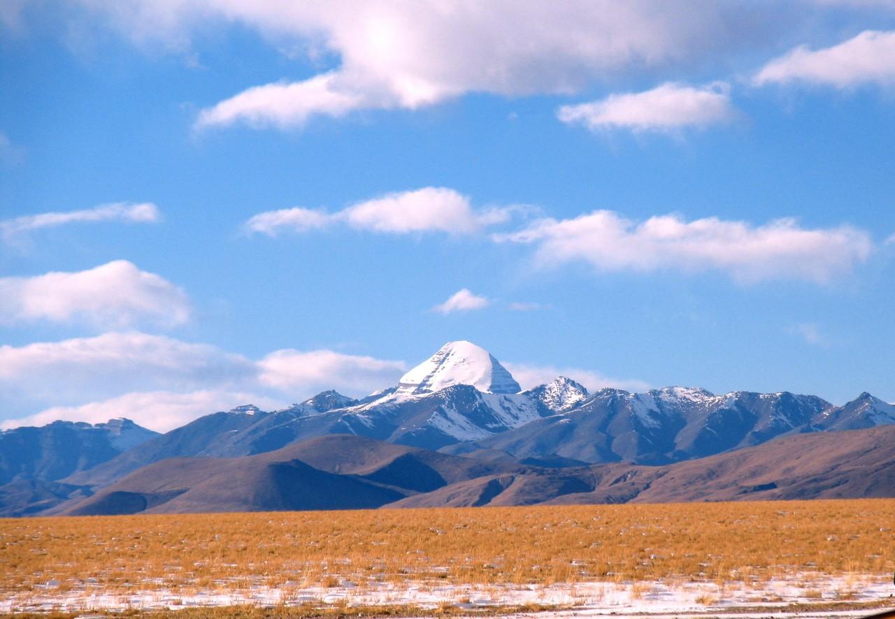 Территория Шамбалы. Кайлас. Тибет
