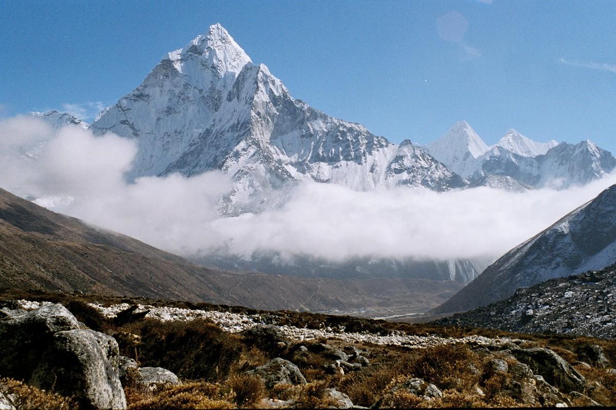 Под Эверестом. Непал