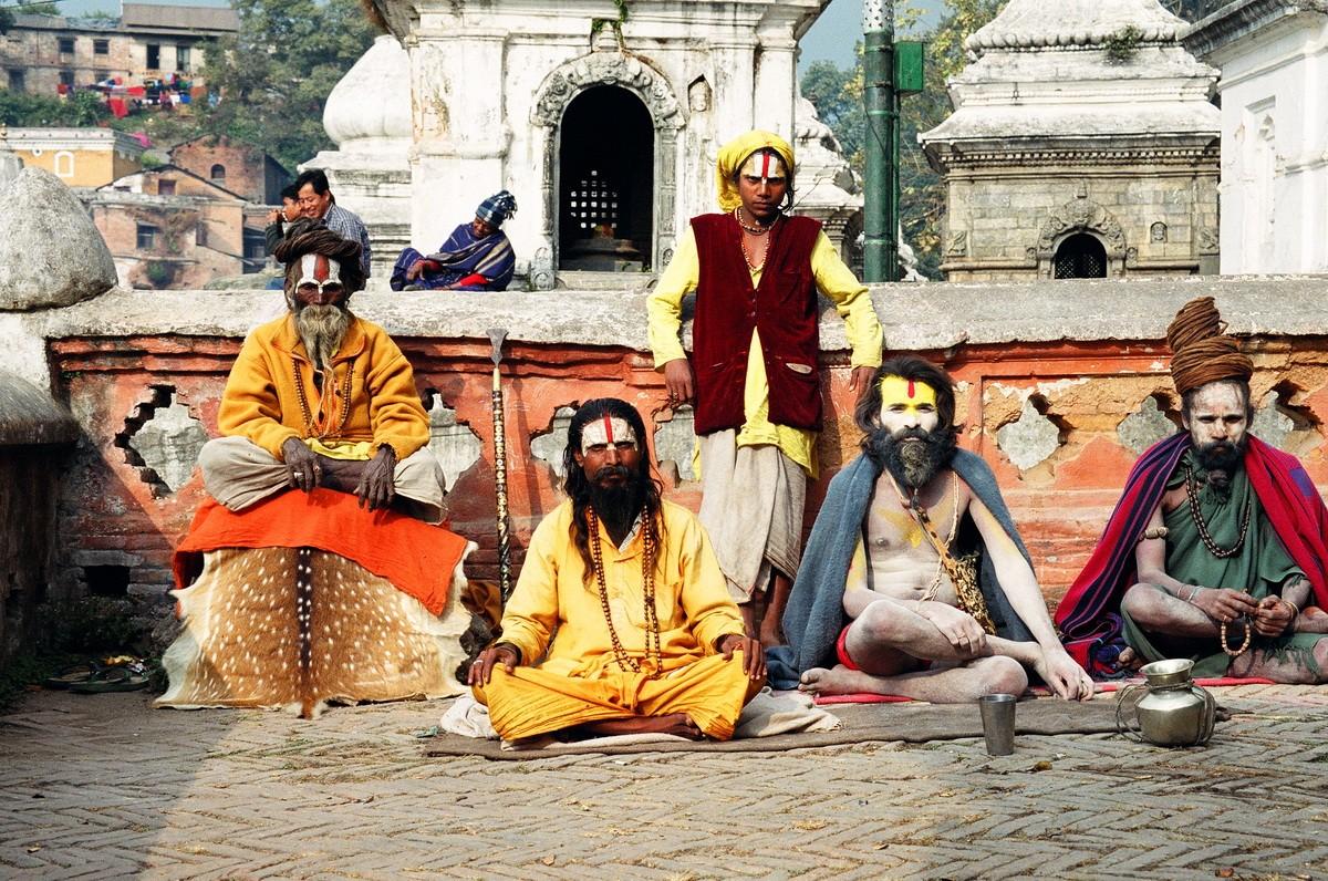 Святые. Непал
